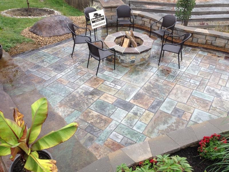 BENEFITS OF STAMPING YOUR PATIO