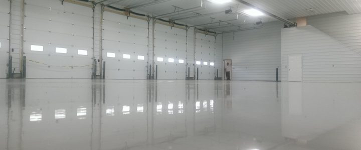 Benefits Of Epoxy Floor