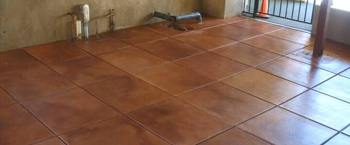 TOP BENEFITS OF CONCRETE STAINING